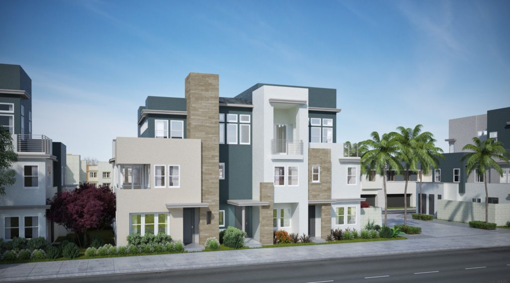 Evo Urban Homes by Meridian Communities