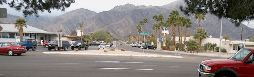 street in borrego springs california