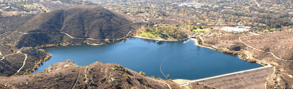 lake poway california